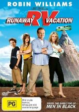 RV - Runaway Vacation - DVD LIKE NEW REGION 4 FREE POST AUS ROBIN WILLIAMS