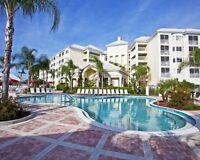 ORLANDO FL RESORT DISNEY VACATION~7 NITES~2 BDRM LUXURY CONDO~$100 AMEX INCLUDED