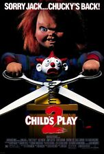 "CHILD'S PLAY 2 (1990) Poster [Licensed-USA-NEW] 27x40"" Theater Size [CHUCKY]"