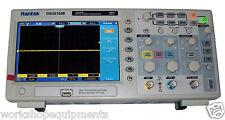 "HANTEK DSO5102B 7"" TFT Digital Oscilloscope 2CH 100M Hz 1GSa/s Memory:1M USB"