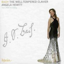 Angela Hewitt, J.S. - Well-Tempered Clavier [New CD]
