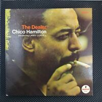 JACKET ONLY NO ALBUM Chico Hamilton Introducing Larry Coryell – The Dealer