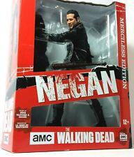 "amc The Walking Dead McFarlane Toys Negan Merciless Edition 10"" Collective Figu"