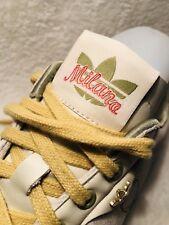 Adidas Milano Italy Shoes Women's US 7.5 Mens 6.5 Rod Laver Vintage Italian