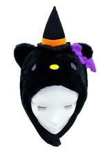 SAZAC Hello Kitty Halloween Black Kigurumi Cap from USA