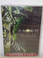 ALIEN - ANTHOLOGY - ITA - ENG - 4 DVD