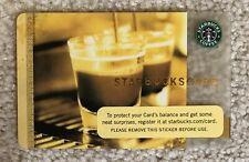 Starbucks 2006 Double Shot Card