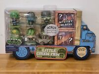 Awesome Little Green Men 8 Pc Battle Pack GREEN ARMY & ZOMBIE COMPANY New