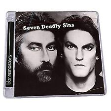 Seven Deadly Sins 5013929241237 by Rinder & Lewis CD