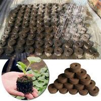 Tool Vegetable Seedling Nutritional Soil Seed Peat Pellets Nursery Pot