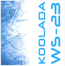 Koolada WS-23 Concentrate 30ml (10% in PG) *Strong Ice Effect* by FlavourMeister