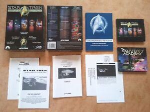 STAR TREK - FEDERATION COMPILATION    PC DOS / WIN 95    deutsch  USK 16 #