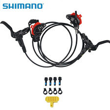 Shimano Deore XT M8000 MTB Hydraulic Disc Brake Lever Front & Rear Set Black