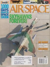 Air & Space Magazine (Jul 2004) (ATSI A-4 Skyhawk, Fuel Tank Explosion, XV-3)