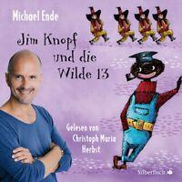 """michael ende """"jim knopf und die wilde 13"""",6 cds,ungekürzt,neu,ovp,ohne porto   ebay"""