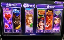 IGT CRYSTAL CORE DUAL AUSTRALIA NSW MULTIGAME SOFTWARE (Lic&Inst)