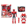 MINIFORCE X BOLT VOLT Action Figure Mini Force Super Ranger Kid Xmas Gift Toy