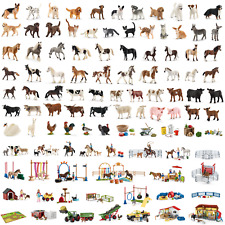 More details for schleich farm world collection animal toy figures full range of animals & sets