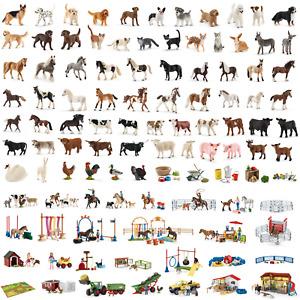 Schleich Farm World Collection Animal Toy Figures Full Range Of Animals & Sets