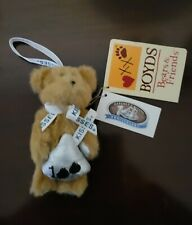 *Very Rare* Boyds Bear Mini Plush Ornament - Hershey's Kisses 100th Anniversary