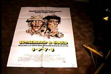 SPYS ORIG MOVIE POSTER 1974 ELLIOT GOULD