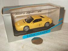 Minichamps 072501 Ferrari 512 TR Diecast Model in 1:43 Scale