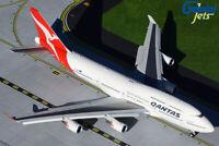 Gemini Jets 1:200 Qantas Boeing B747-400(ER) 'Hervey Bay - Flaps Down' VH-OEH