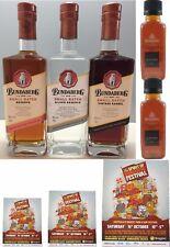 Matching All Number 851 Bundaberg Rum Silver Reserve Small Batch Vintage Barrel