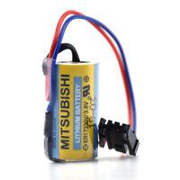 For Mitsubashi A6BAT ER17330V/3.6V PLC Battery Li-ion Battery with Plug