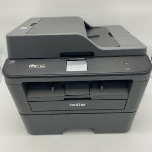 Brother - MFC-L2740DW Wireless Black-and-White Laser Printer for Parts or Repair
