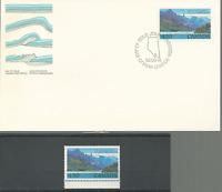 CANADA 1982 WATERTON LAKES Sc # 935 SINGLE MNH & FDC FREE USA SHIPPING