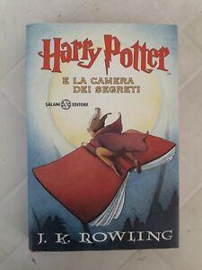 J.K. ROWLING - HARRY POTTER E LA CAMERA DEI SEGRETI Salani Settembre 2002