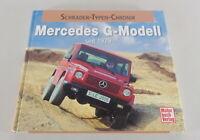 Libro Ilustrado Mercedes Benz Modelo-G W460/W461/W463 Desde 1979