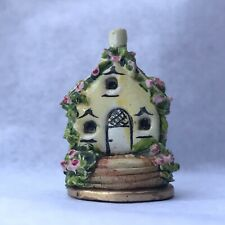 Dollhouse Miniature Artisan Kay Lewis Staffordshire Cottage Statue 1:12 Artist