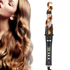 Electric Automatic Curl Hair Curler Iron Curling Wave Curl Ceramic Wand Machine