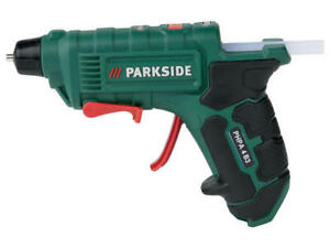 Parkside Cordless Hot Glue Gun PHPA 4 B3 4V Li-Ion 1.5Ah battery