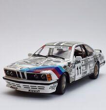 Anson rareza bmw 635 CSI Sport Coupe original bmw piezas, OVP, 1:18, k018
