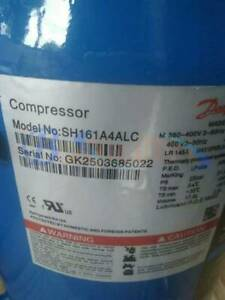 1PCS New Danfoss SH161A4ALC compressor