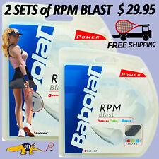 2 SETS of Babolat RPM Blast 16