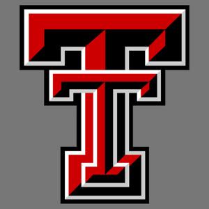NCAA Texas Tech Red Raiders Team Decal 3-Pack
