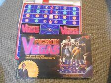 Vintage Jokari PIGSKIN VEGAS Game PLAY WATCHING FOOTBALL TV Jimmy Greek Gambling
