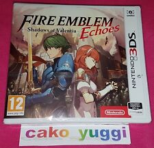 FIRE EMBLEM ECHOES SHADOWS OF VALENTIA NINTENDO 3DS VERSION 100% FRANCAISE NEUF