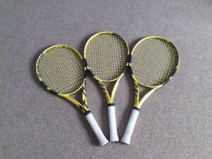 Babolat Pure Aero 26 Tennis Rackets (3 rackets)
