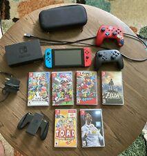 Nintendo Switch Used Bundle