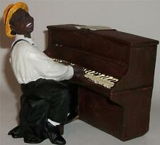 JAZZ BAND PIANO PLAYER PIANIST Music Figure Keyboard