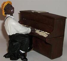 JAZZ BAND PIANO PLAYER PIANIST Music Figure Keyboard
