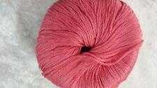Heirloom Bamboo & Wool 8 Ply #856 Watermelon 50g