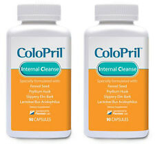 2 Btl Colopril Natural Relieves Constipation Cleanse Colon Accelerates Digestion