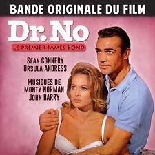 CD James Bond 007 contre docteur No (Dr No) Movie Soudtrack / OST / IMPORT