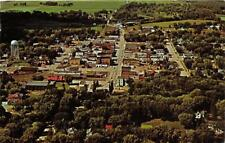 AITKIN MN 1962 Aerial View of Aitkin County Seat VINTAGE MINNESOTA TOWN GEM+ 527